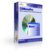 CDMenuPro: Autorun CD Menu Creator Software